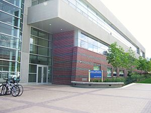 Charles E. Fipke - Charles E. Fipke Centre for Innovative Research at University of British Columbia's Okanagan campus.