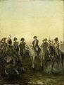 Charles Rochussen - Napoleon met zijn staf.jpg