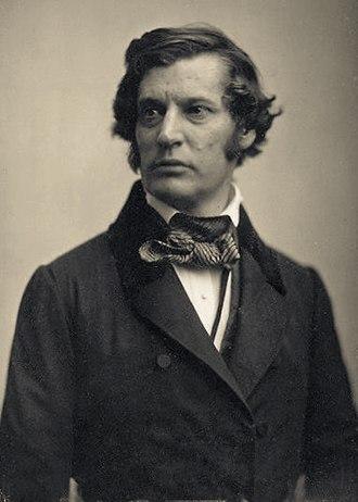 Charles Sumner - Sumner ca. 1850
