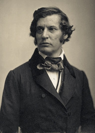 Charles Sumner by Southworth & Hawes c1850