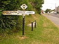 Charminster, old Dorset finger-post - geograph.org.uk - 1344226.jpg