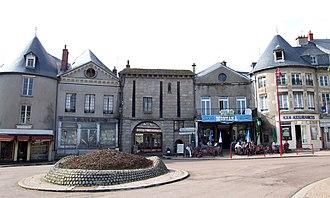 Château-Chinon (Ville) - Porte Notre-Dame
