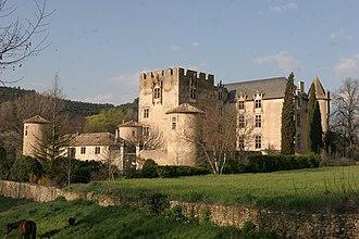 Allemagne-en-Provence - Castle