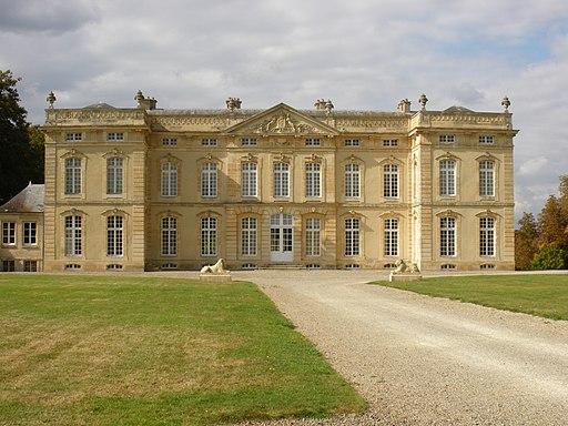 Chateau Bourg St Leonard
