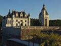 Chenonceau Le Château Vue n°12.JPG