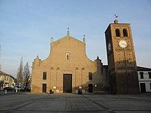 Chiesa dei Santi Pietro e Giacomo, a Massa Fiscaglia.