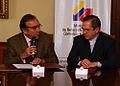 Chile entrega el depósito de Ratificación al Tratado de Unasur (5199066991).jpg