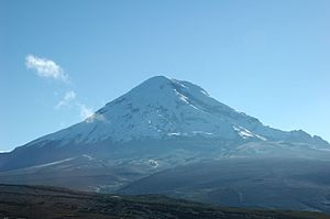 Ĉimborazo de okcidente