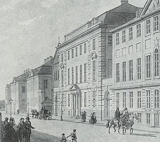 Medical Museion (Copenhagen) - Chirurgisk Akademi
