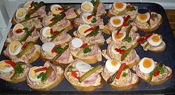 Czech cuisine wikipedia obloen chlebky a type of snack or appetizer czech cuisine forumfinder Image collections