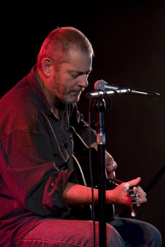 Chris Wilson (Australian musician) - Image: Chris Wilson 2