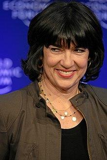 Christiane Amanpour (Wikipedia)