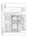 Christopher C. Sturtevant House, 301 Washington Street, Beardstown, Cass County, IL HABS ILL,9-BEATO,2- (sheet 3 of 6).png