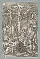 Christus aan het kruis, RP-P-2015-17-36-4.jpg