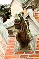 Christuskirche Hannover Nordstadt Klagesmarkt Symbol Architekt Conrad Wilhelm Hase.jpg