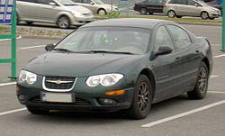 Chrysler 300m Wikipedia Den Frie Encyklop 230 Di