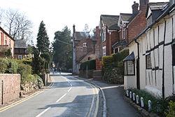 Church Lane, Belbroughton