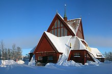 Kiruna Travel Guide At Wikivoyage