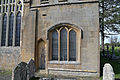 Church of St Mary Hatfield Broad Oak Essex England - southeast library.jpg