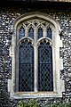 Church of St Mary and St Christopher, Panfield - chancel south window.jpg