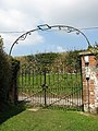 Churchyard gate - geograph.org.uk - 764583.jpg