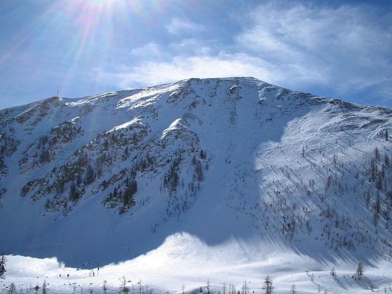 Championnats du monde de snowscoot Isola 2000