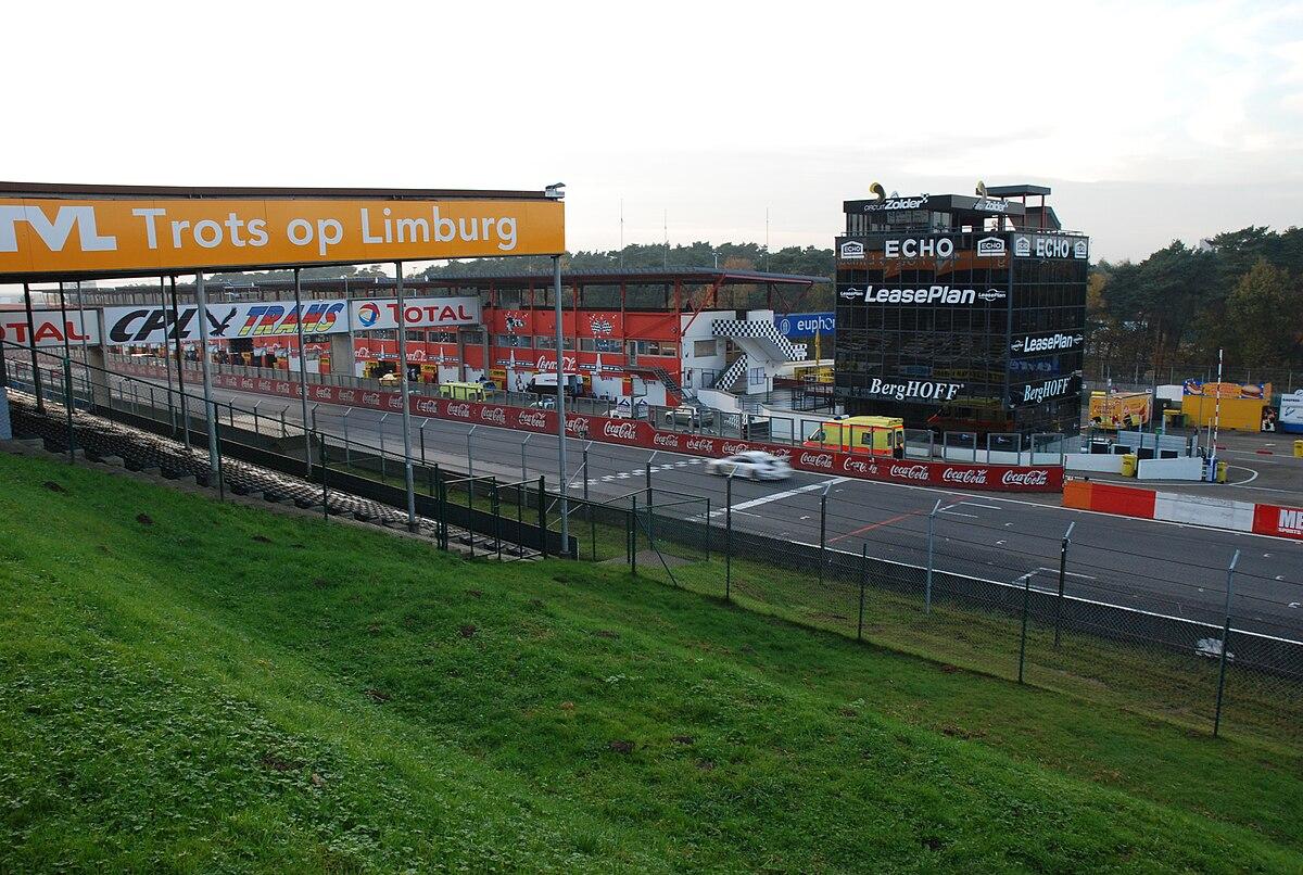 Circuito Zolder Belgica : Circuit zolder wikipedia