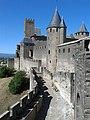Cité Médiévale de Carcassonne Juillet 2013.jpg