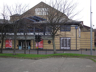 Citizens Theatre theatre in Glasgow, Scotland
