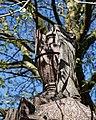 City of London Cemetery and Crematorium ~ monumental granite urn.jpg