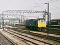 Class 25 loco, North end of Crewe Station - geograph.org.uk - 81989.jpg