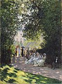 Claude Monet - The Parc Monceau.jpg