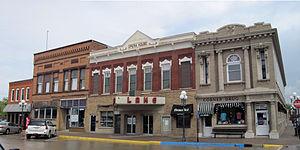 Clear Lake, Iowa - Historic Downtown Clear Lake