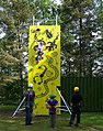 Climbing at Scout Camp - geograph.org.uk - 451465.jpg