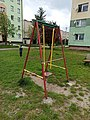 Closed playground during the COVID-19 pandemic in Krapkowice,2020.05.06 (01).jpg