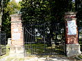 Cmentarz rzymsko-katolicki tzw. stary w Krośnie, ul. Krakowska 1 hanica105.JPG