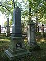 Cmentarz rzymsko-katolicki tzw. stary w Krośnie, ul. Krakowska 1 hanica99.JPG