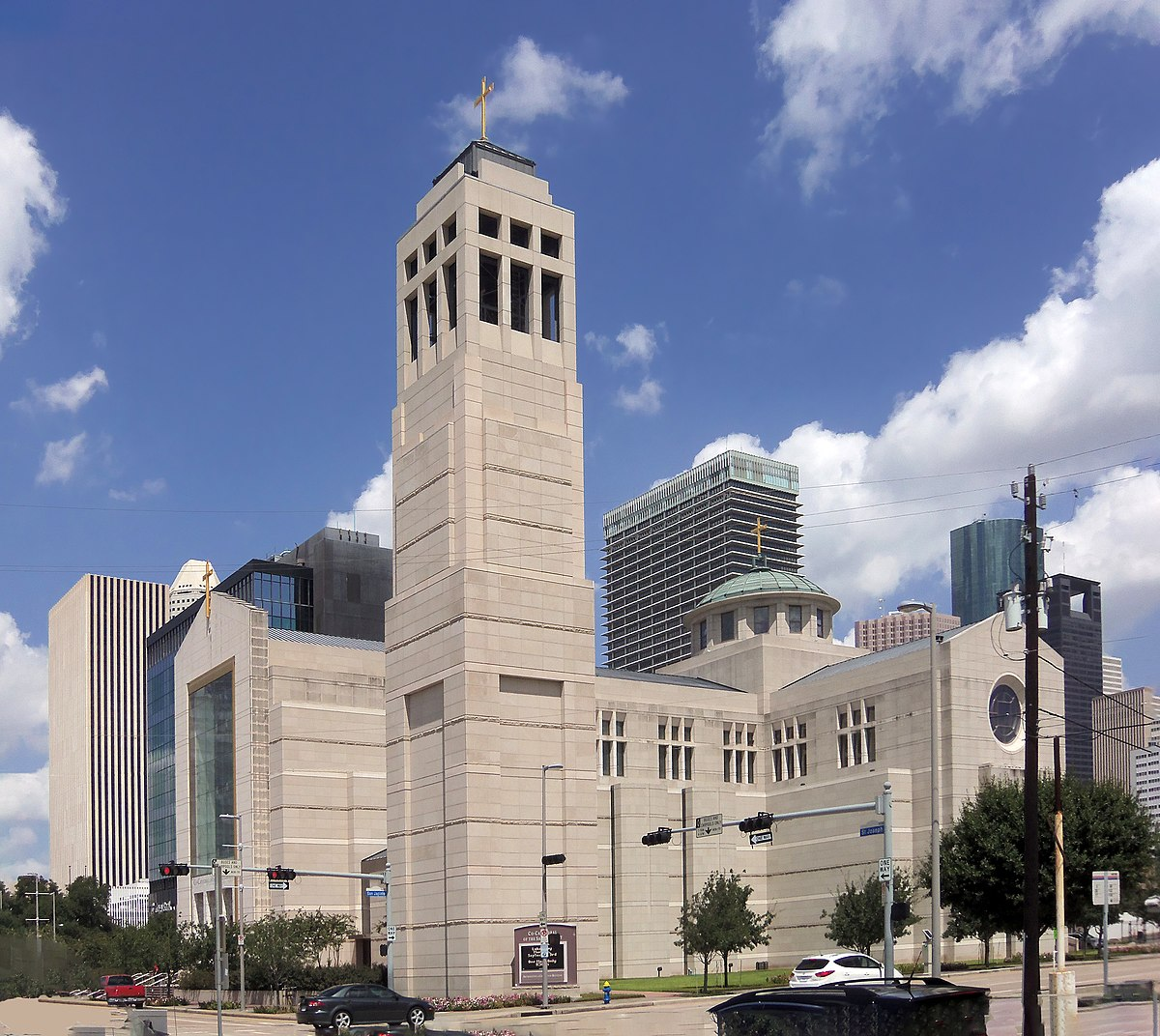 Co-Cathedral of the Sacred Heart (Houston) - Wikipedia