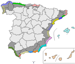 Coasts of Spain map.png