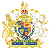 Coat of Arms of England (1660-1689).svg