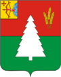 Coat of Arms of Luzsky district.png