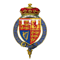 Coat of Arms of Prince William, Duke of Cambridge, KG, KT, PC, ADC(P).png