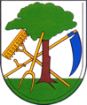 Coat of arms de-be niederschoenhausen 1987.png