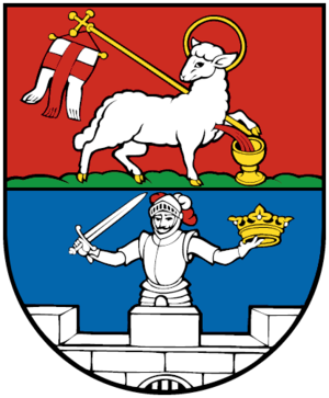 Krupina - Image: Coat of arms of Krupina