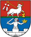 Coat of arms of Krupina.png
