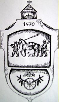 Coat of arms of Liskovets.JPG