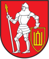 Coat of arms of Trakai district.png