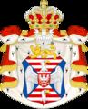 Coat of arms of the House of Petrović-Njegoš (alt).png
