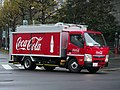 Coca Cola Bottlers Japan Vending BJI1800221 Fuso Canter with AEBS.jpg