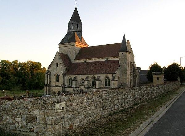 Photo de la ville Coulonges-Cohan